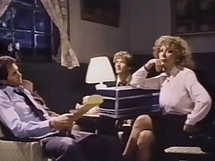 Wonder Tits (1982) Powerful VINTAGE PORN Escapade