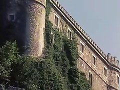 Holiday sex orgy in all directions a castle