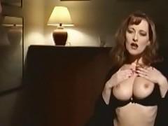 Silvia Christian-Hot Redhead Mama