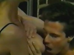 Pat Manning &amp, Peter North Classic Anal