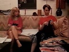 Paula Meadows with the addition of Nina Hartley