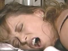Tracey Adams gets Nasty near Tom Byron