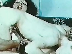 Fruit Linda Lovelace Threesome - 8mm Loop Reel