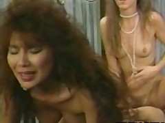 Christine Robbins & Borehole Eastern 3some Retro Sexual intercourse