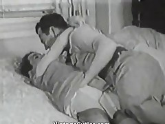 Old and Young Having it away Relations in Bed