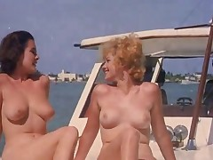 Cold Nudist Party Boat
