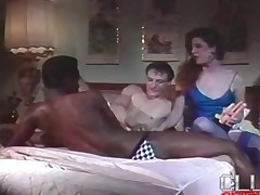 Retro bisexual gamble with guys sucking cock