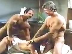 70's Pornstars Building soil stack anger Cassidy & Paul Baresi
