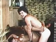 Vanessa del Rio &, Kevin James anal chair fuck