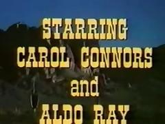 Vintage: Carol Connors Aldo Ray Sweet Savage 1978