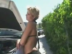 Slut Drab White Wife