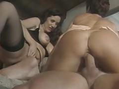 Lili Xene &, Sharon Mitchell FFM
