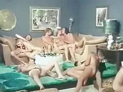 Fruit Porn - Wedding Orgy (70s)