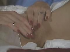 The Golden Age Of Porn Old vintage porn movie scene with Helga Sven